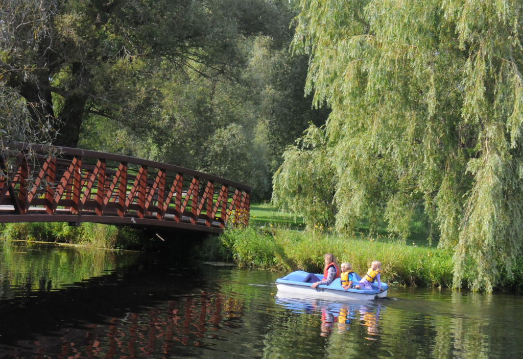 paddle boat at arb-18aug14_0915