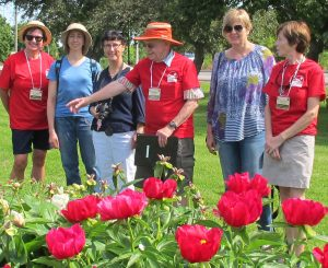 June Blooms Garden Tours